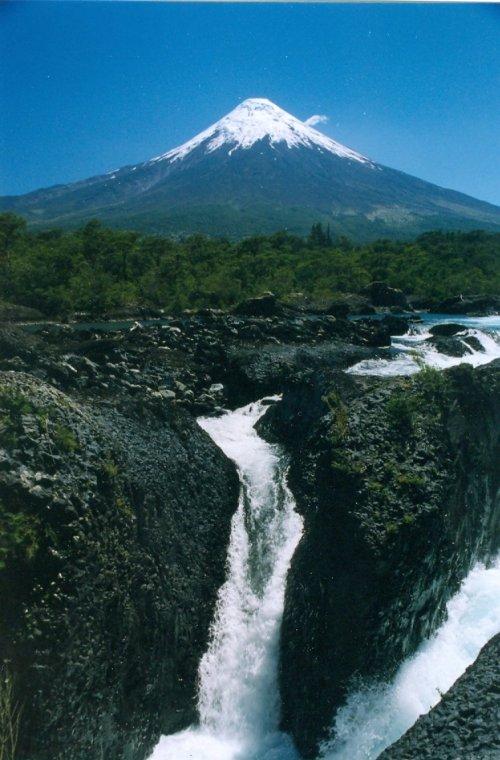 Mount Osorno  Chile